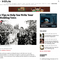 6 Tips to Help You Write Your Wedding Vows